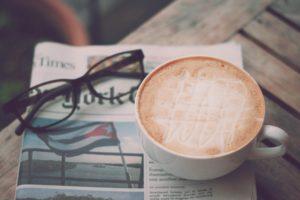朝活コーヒー