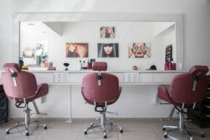 ジョンマスターブログの挿絵 美容院