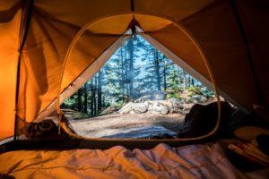 ファミリーキャンプの準備