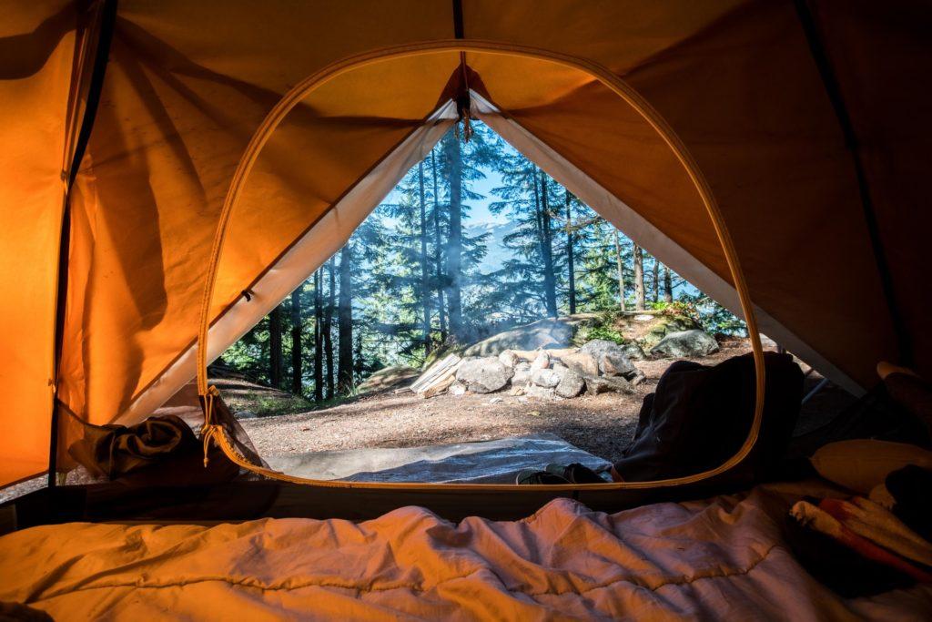 キャンプのすすめ